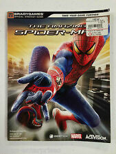 The Amazing Spider-Man Official Strategy Guide Brady 2012