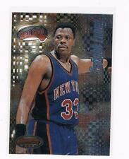 PATRICK EWING 1998 BOWMANS BEST CUTS KNICKS ATOMIC REFRACTOR