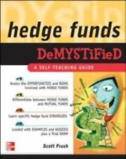 Hedge Funds : A Self-Teaching Guide by Scott Frush (2007, Paperback)