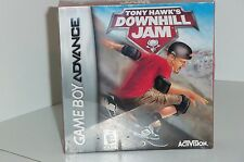 Tony Hawk's Downhill Jam  (Nintendo Game Boy Advance, 2006)