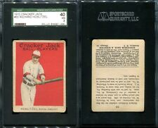1915 CRACKER JACK # 55 RICHARD HOBLITZEL SGC 40 3 (671006)