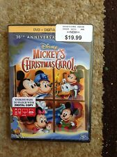 Walt Disney Mini Classics - Mickey's Christmas Carol (DVD, 2013)NEW Authentic US