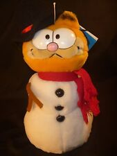 GARFIELD #84-1840 WINTER ASSORTMENT CHRISTMAS PLUSH TOY DAKIN San Francisco, CA