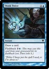 THINK TWICE Innistrad MTG Blue Instant Com