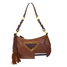 prada shoulder bag fringe