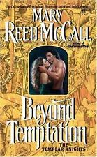 Beyond Temptation: The Templar Knights, McCall, Mary Reed, , Book, Acceptable