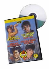 The Best Of Kung Fu (DVD, 2005) Jackie Chan, Sonny Chiba, Sue Shihomi