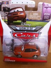 "DISNEY CARS DIECAST - ""Cora Copper"" Combined Postage"