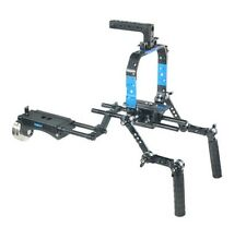 Filmcity FC-07 Shoulder Support Soporte de Hombro Mount Rig Kit DSLR BLACK MAGIC