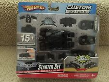 Hot Wheels Custom Motors Batman The Batmobile 100+ Combinations! New!