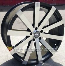 24 Inch V12 BM RIMS AND TIRES Camaro Chevelle Skylark Box Chev Impala Cutlass 24