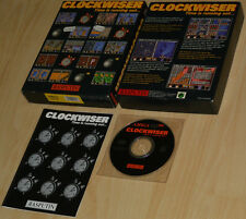 CLOCKWISER CD32 Rasputin ~ Commodore Amiga ~ Originalkarton/BIG boxed ~ english