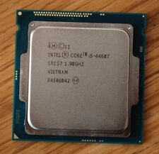 Intel Core i5-4460t Quad-Core PROCESSORE CPU (1.9 GHz, 35W, Socket 1150)