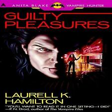 Guilty Pleasures - Laurell K. Hamilton (Paperback)