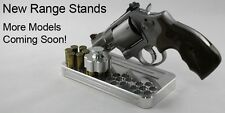 (2) Taurus Judge Speedloaders 410 & .45 + (1) Range Stand, Solid Billet Aluminum