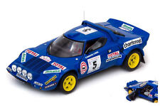 Lancia Stratos HF #5 2nd Tour De Corse 1976 B. Darniche / A. Mahe 1:18 Model