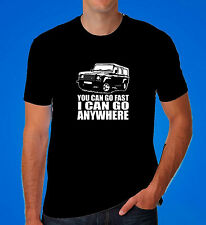 LAND Rover T Shirt Defender 110 Clothing AUTO JEEP OFF ROAD 4 x 4 regalo papà
