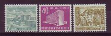 Berlin 1955 postfrisch MiNr. 121-123  Berliner Bauten