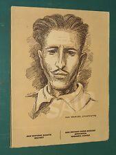 WWII SAÏD Histoire vraie d'Un Marocain de La Glorieuse 8e armée Marcel CHAPPATTE
