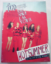 f(x) - HOT SUMMER (Vol.1 Repackage) CD+Gift Photo