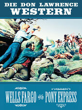 La Don Lawrence Western (tedesco) Hardcover lim.500 ex TRIGAN/STORM/Virginia