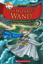 Geronimo Stilton and the Kingdom of Fantasy #9: the Wizard's Wand Brand New
