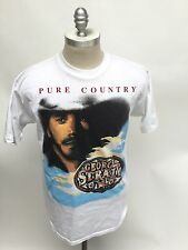 George Strait Pure Country T Shirt Size medium vintage rare Large