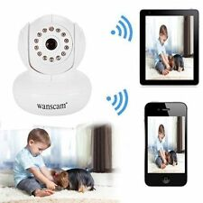 Wireless WiFi IP Network Camera Foscam LED Night Vision Webcam Motion Detection