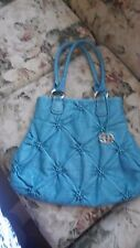 red by marc ecko Teal HoboShoulder Bag Purse
