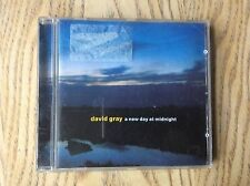 David Gray, A New Day At Midnight Cd! Look In The Shop!