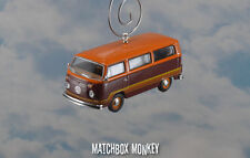 1978 Volkswagen Bay Window T1 Type 2 Bus Christmas Ornament VW Van Kombi Bulli