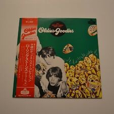 ROLLING STONES - Oldies but goodies - 1973 JAPAN-ONLY LP