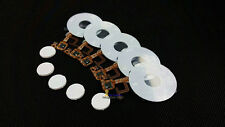 new white clickwheel white central button for ipod 5th gen video 30gb 60gb 80gb