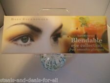 NEW RARE LIMITED EDITION BARE MINERALS BLENDABLE EYE COLLECTION FRUIT SMOOTHIE