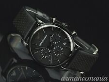 ***AXMANIA*** 100% BRAND NEW AR1737 MENS EMPORIO ARMANI WATCH *TOP UK SELLER*