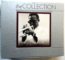 MILES DAVIS the Collection 3 CD Box  the SORCERER Kind of blue & IN A SILENT WAY