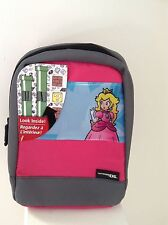 SUPER MARIO MINI SLING For Nintendo DS/3DS/ Princess Peach. NWT