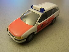 Herpa Opel Omepa Caravan Frw. Feuerwehr Groß Bieberau NEF  aus Sammlung