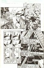 Spider-Man 2: The Movie #1 p.45 Spidey Rescues MJ in Big Web 2004 by Pat Olliffe