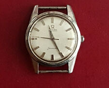 Vintage Omega Sea Master Automatic Man's Watch. No Belt. Working.