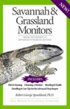 Savannah and Grassland Monitors: From the Experts at Advanced Vivarium Systems (