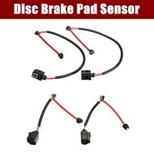 Front Rear Disc Brake Pad Wear Sensor for Audi Q7 Porsche Cayenne Touareg 4 Set