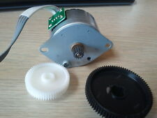 Epson Stylus Photo R2000 EM-519 Paper Pickup Motor and 2 gears **LOT of 10