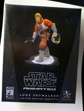 Star Wars Luke Skywalker Animated Gentle Giant Statue Maquette New from 2007
