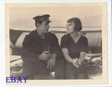 Rudolph Valentino VINTAGE Photo Moran Of The Lady Letty