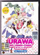 *NEW* URAWA NO USAGI-CHAN *12 EPISODES*ENGLISH SUBS*ANIME LOT*US SELLER