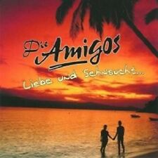 "Les Amigos ""amour et désir"" CD schlager NEUF"