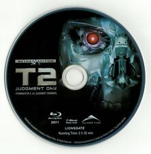 Terminator 2: Judgment Day (Blu-ray disc) Arnold Schwarzenegger