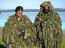 Camouflage 3D Camouflage Clothing Ghillie Suit Bionic Training Bowhunt Sniper