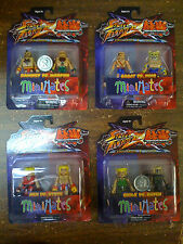 Minimates Street Fighter VS Tekken Ken Guile King Raven Sagat Zangieff Lot of  8
